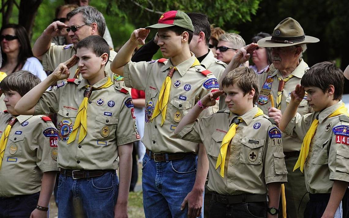 Messengers of Peace: The Boy Scout Origins - Eastern BSA