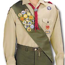 Placement of boy scout patches on shirt |. Aspectsofbeauty. Biz.